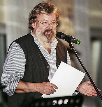 Manfred Hausin (Foto: Kalle Korfhage)